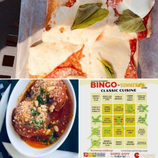 #corestaurantbingo I can't tell you how much I love playing! 5 more $50 gift cards were won this week and a Colorado get-a-way.
